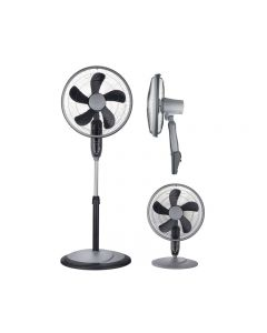 "Ecohouzng ""CT46204ST"" 16 inch Oscillating Pedestal Fan"