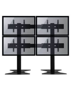 """TygerClaw 4 TVs Stand for 30"""" - 60"""" TV"""