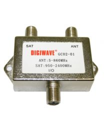 Digiwave Satellite and Antenna Diplexer