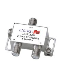 Digiwave 2 Way Combiner for 5 to 1000Mhz