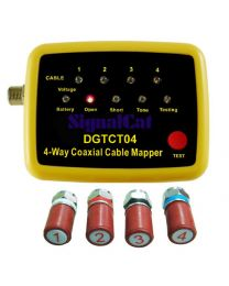 Digiwave 4 Way Coaxial Cable Mapper