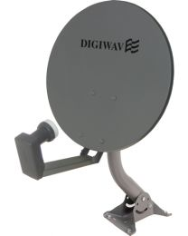 Digiwave 18 inch Offset Satellite Dish