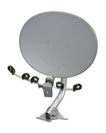 Digiwave 30 inch Elliptical Satellite Dish
