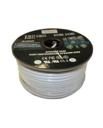 Electronic Master 250 Feet 4 Wire Speaker Cable (16 AWG)