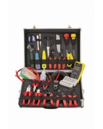 HV Tools Professional Tool Kit with lock