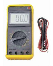32 Range Large LCD Display Multimeter