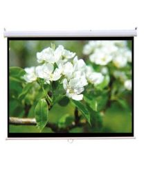 "TygerClaw 84"" Soft PVC Manual Projector Screen"