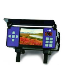 "3.5"" Inch Color TV Multi-Function  Satellite Finder and CCTV Monitor"