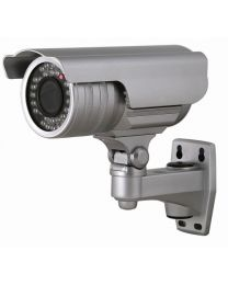 "SeqCam Weatherproof Day&Night Color Security Camera with 1/3"" SONY CCD/600 TVL/4 - 9mm Lens/30m Night Vision"