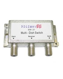 Digiwave SW21 Multiswitch for Dish Receiver
