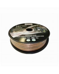 Electronic Master 100 Feet 2 Wire Speaker Cable (16 AWG)
