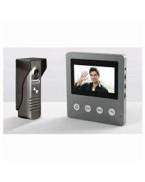 SeqCam 4.3 Inch Video Doorphone