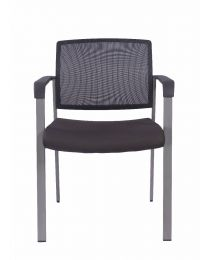 "TygerClaw ""TYFC20033"" Low Back Mesh Guest Chair"