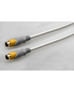 Electronic Master 12 Feet SVHS Video Cable