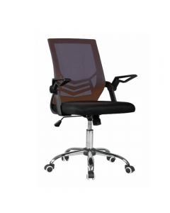 """TygerClaw """"TYFC210031"""" Mid Back Mesh Office Chair"""