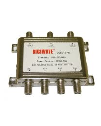 Digiwave 3 IN 4 OUT Multiswitch