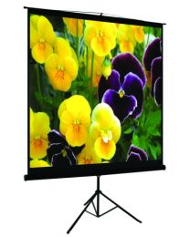 "TygerClaw 100"" Portable Tripod Projector Screen"
