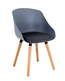 """TygerClaw """"TYFC230042"""" Mid Back Lounge Chair"""